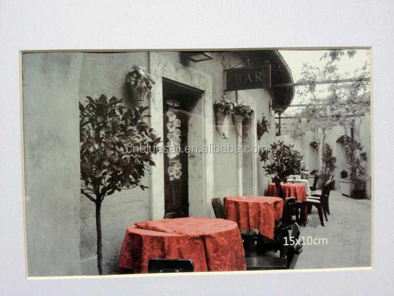 4x6 10 Aberturas Galería Marco,Marcos Del Collage,Madera Marco Del ...