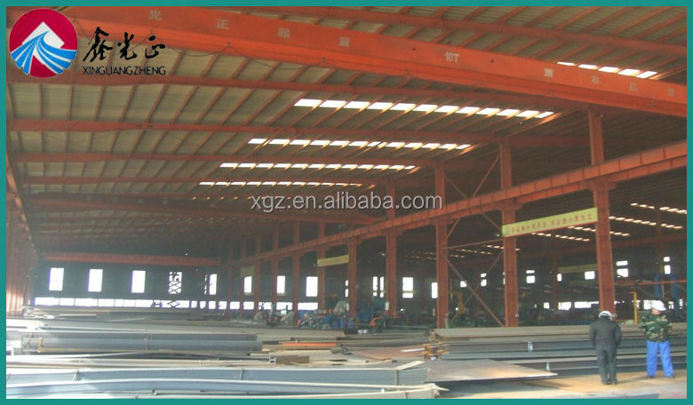 Easy To Erect Weight Z Structural Steel