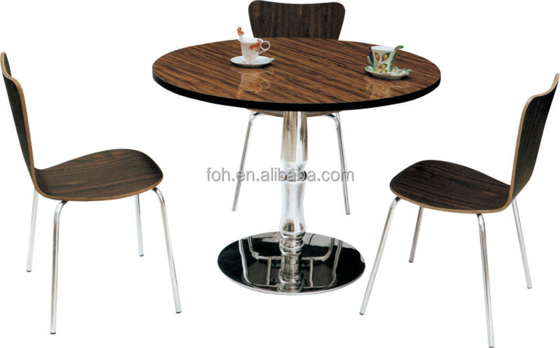 Coffee Shop Tables And Chairs antique round coffee shop table and chairs (fohrt-54) - buy cafe