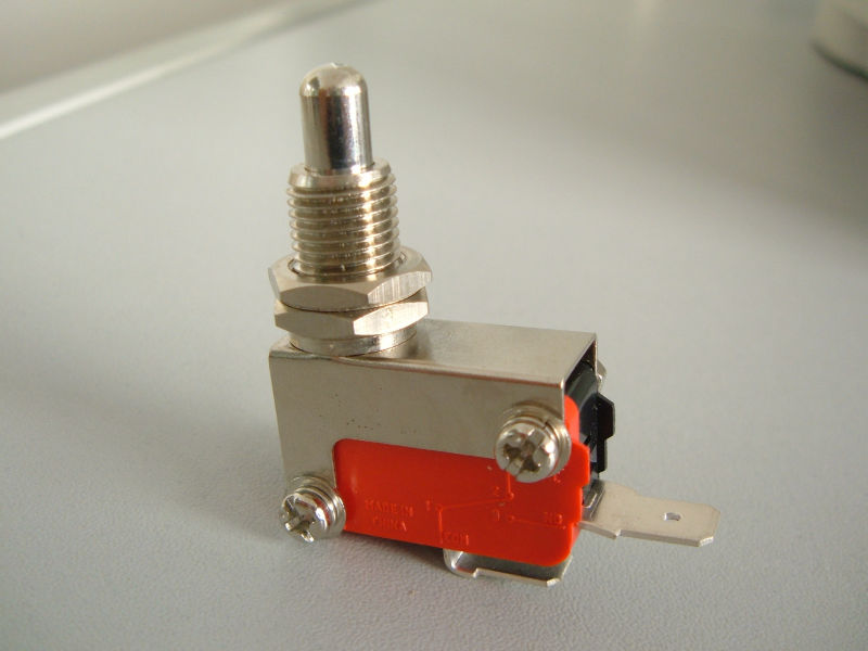 3pin Rocker Switch T85 10a 250vac