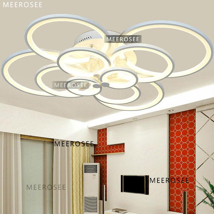 Modern Led Flower Ceiling Lamp Circle Led Ceiling Lighting Md3161 ...