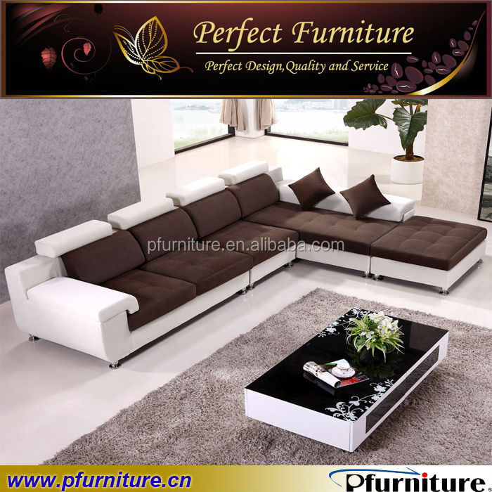 2017 Latest Design Living Room New Model Sofa Sets Pfs60035