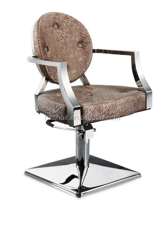 2015 Antique Styled Salon Styling Chairs/Hot sale Brown Hair salon equipment - 2015 Antique Styled Salon Styling Chairs/hot Sale Brown Hair Salon