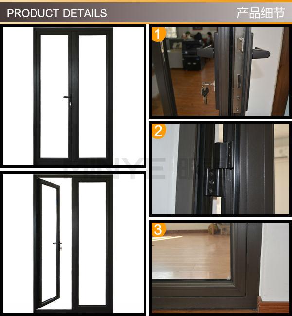 Double Glazed Aluminum Back Door For Sale Buy Kitchen Door Design