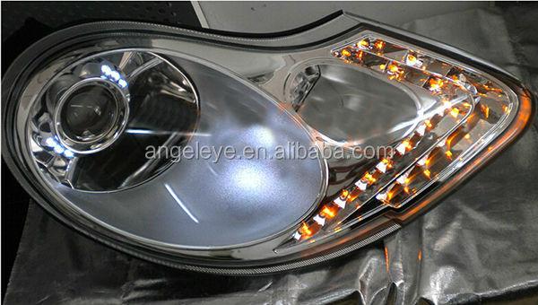 For Porsche 996 1997 2004 Year Led Head Lamp Led Headlight