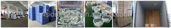 Nieuwe producten met lunchbox en water cup