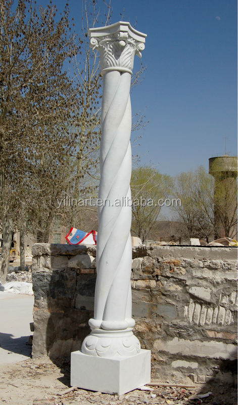Roman outdoor wedding decorative columns buy outdoor for Exterior decorative columns