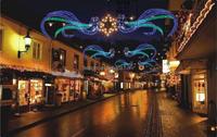 Motif Christmas Light Led Lights Arch Lights Holiday Street ...