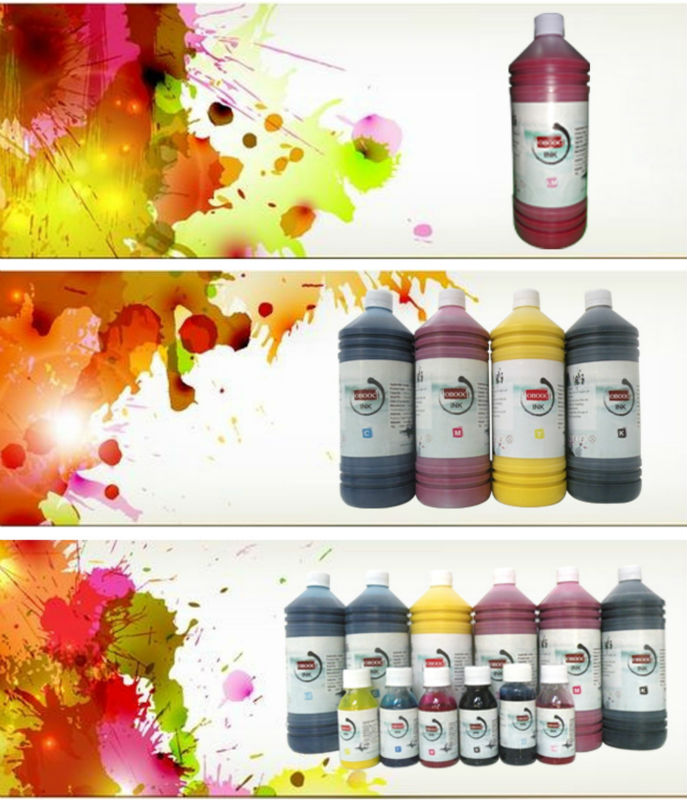 High Quality Cheap Solvent Ink for Signs, Banner Printing