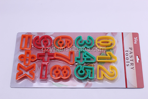 2015 New Plastic Letter Custom Alphabet Shaped Mini Cookies Cutters - Buy  Letter Shaped Plastic Cookie Cutter,Letter Shaped Cookie Cutter,Alphabet