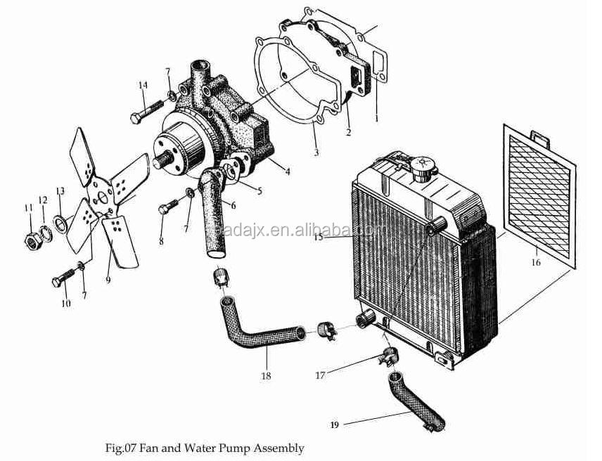 jinma tractor ty295 diesel engine parts  u0026 jinma tractor parts