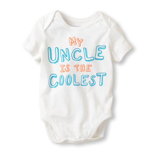 Shop for From Uncle Baby Clothes & Accessories products from baby hats and blankets to baby bodysuits and t-shirts. We have the perfect gift for every newborn.