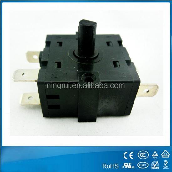 8A 250V Aspirapolvere Microswitch