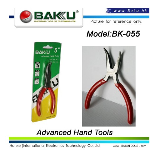 Hot sale cutting plier (BK-055 pliers tools)