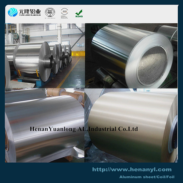 5754 aluminum with high yield strength coils