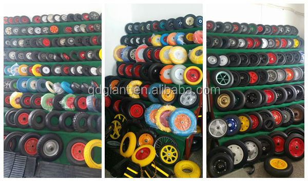 4 inch plastic wheels for toys with competitive price