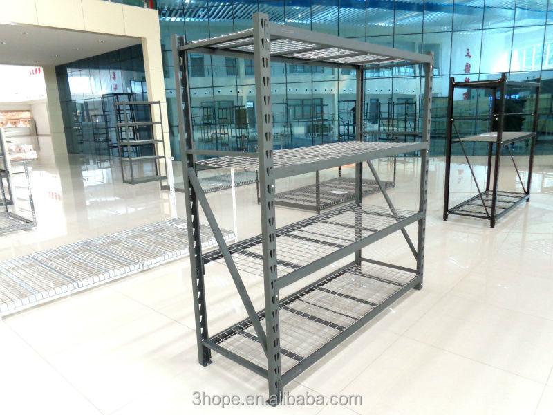 Rack It Shelving Sysytem,shelving And Pallet Storage Metal Rack,Selective  Pallet Rack Type