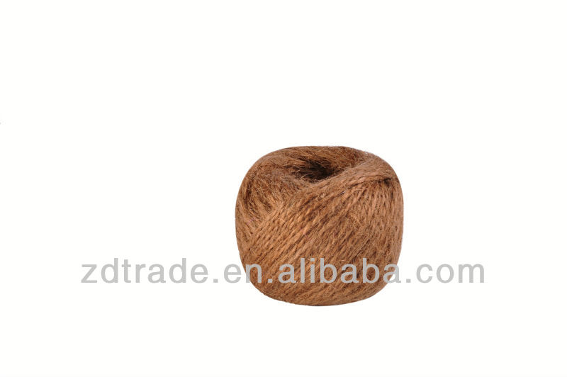 66 Yards Multi Color Dyed 100% Jute cords Ball for DIY crafts & Home Gardening, Jewelry's Essential