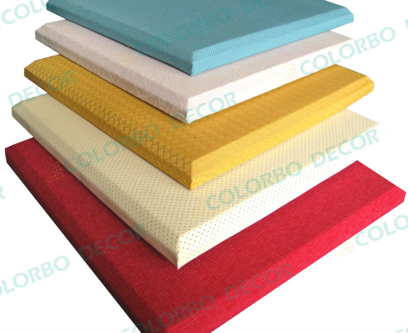 Acoustic Fabric Panels : Sound proof cubicle insulation cloth fabric acoustic wall