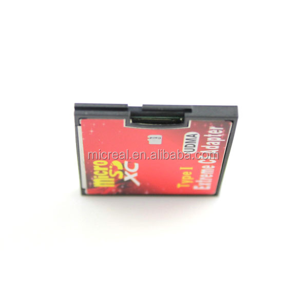 Tf/ Micro Sd/ Micro Sdxc To Type 1 Compact Flash Card 32mb Cf ...