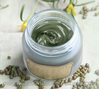 Acne & Backhead removal Green mung Bean Face Mask