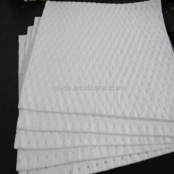 Industrial Oil Spill Absorbent Sheet Pad Mat Buy Oil