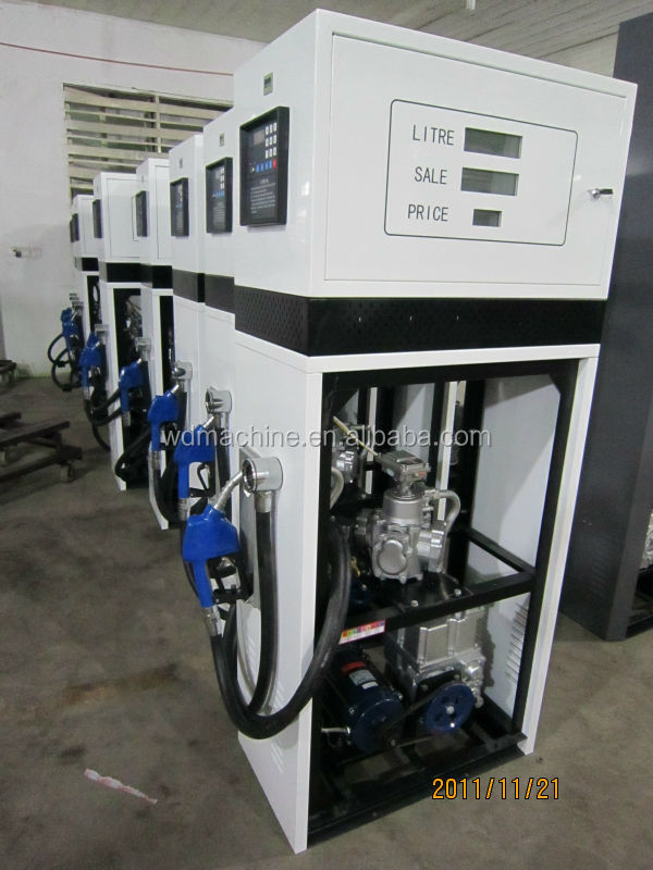 Chinese Made Fuel Dispenser/gas Station Equipment/portable Fuel ...