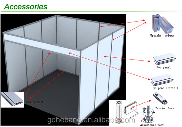 Exhibition Stall Material : Cheap freight exhibition stand stall booth sgs buy exhibition