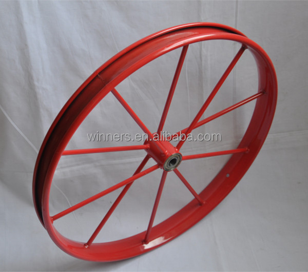 12 Inch Plastic Bicycle Wheel With Pneumatic Tire Buy Plastic