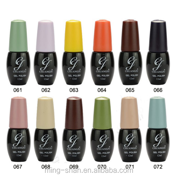 Cj 83 Soak Off Colors Gel Factory Of Nail Supplies - Buy Nail ...