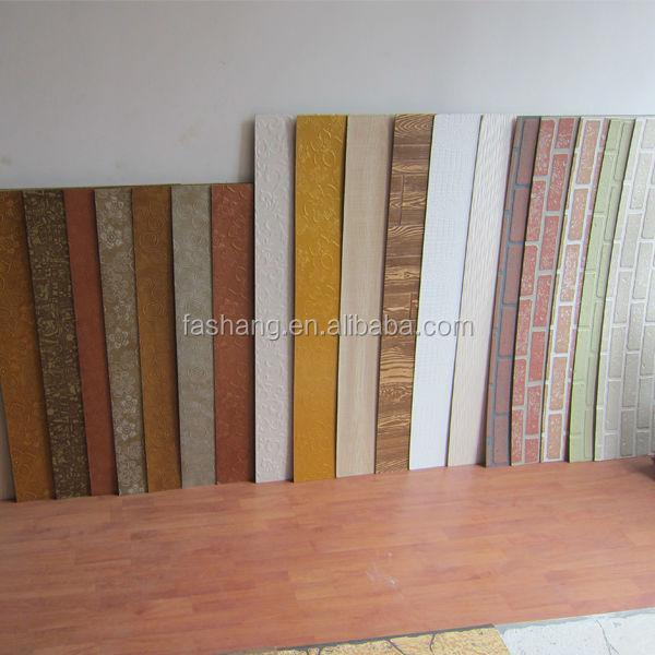 Fs 806 pannelli di rivestimento murale decorativo pannelli - Pannelli per rivestimento pareti cucina ...