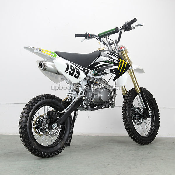 upbeat motorcycle 125cc dirt bike lifan pit bike monster. Black Bedroom Furniture Sets. Home Design Ideas