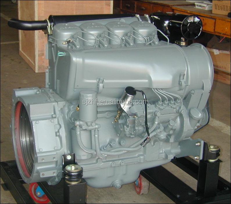 Deutz f4l912 4 cylinder 4 stroke deutz diesel engine motor for Best motor oil for 4 cylinder engines
