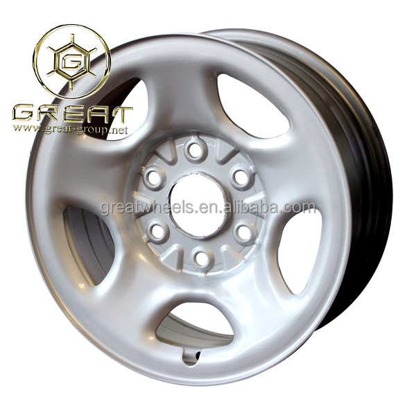 Many New Mould Steel Light Truck Wheel Rims16x6.5,16x5.5,17x7.5 ...