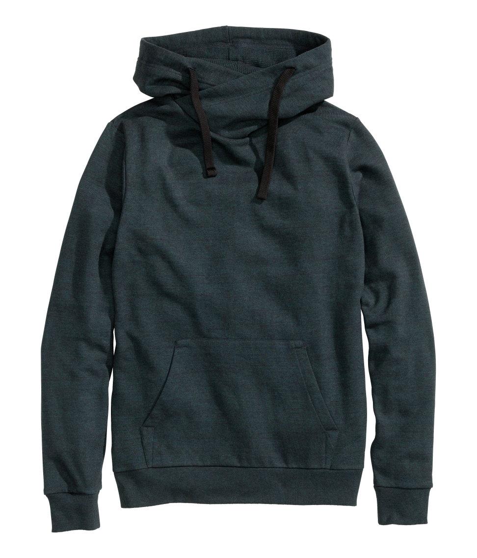 high chimney collar sweatshirt with pocket for men buy. Black Bedroom Furniture Sets. Home Design Ideas