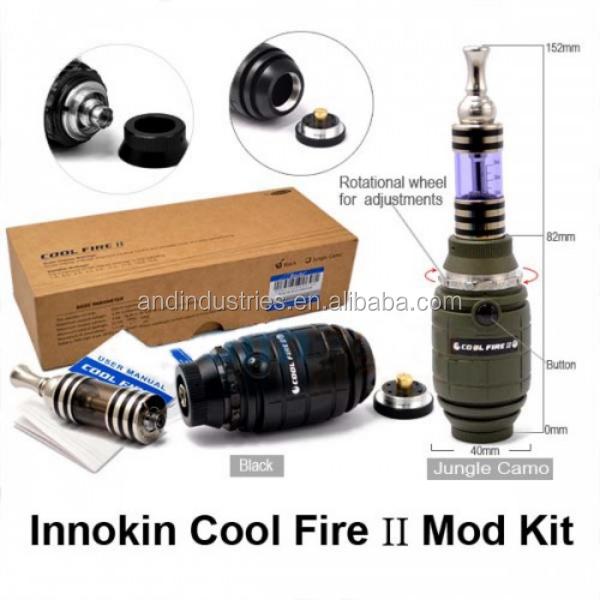 Bomb Like E Cigarette China Supplier Innokin Cool Fire 2