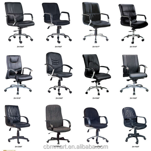 Korea Office Chair/four Leg Office Chair/office Chairs With ...