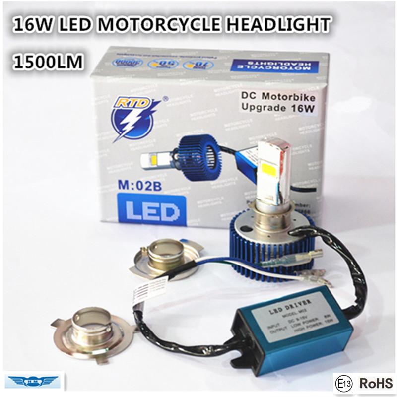 Hot Sale! Epistar Led Chip Led Light Motorbike/led Head Light ...