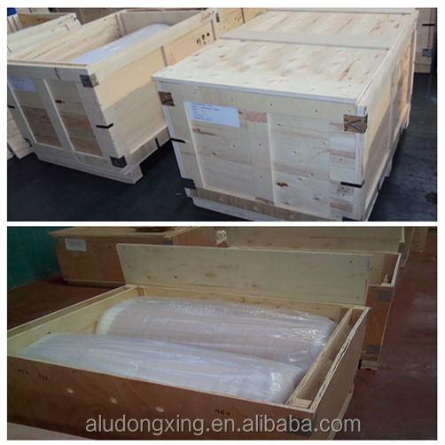 Ship Building Materials With Aluminum Foil