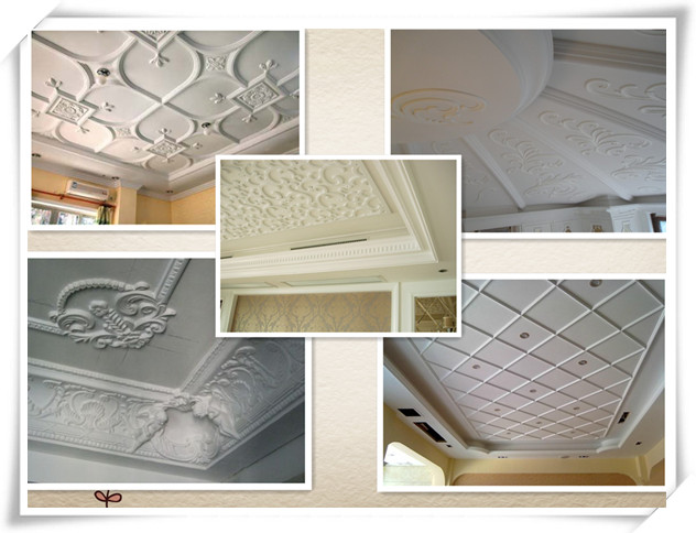 Easy To Install Simple Model Diy Gypsum Plaster Wall