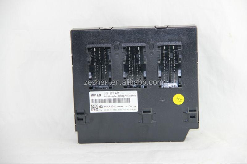Car Auto Central Electric Module Bcm J519 Led Drl Xenon Fogolf Mk6 1k0 937  087 Q Or 1k0 937 087 J - Buy 1k0 937 087 J,Central Electric Module,Auto Bcm