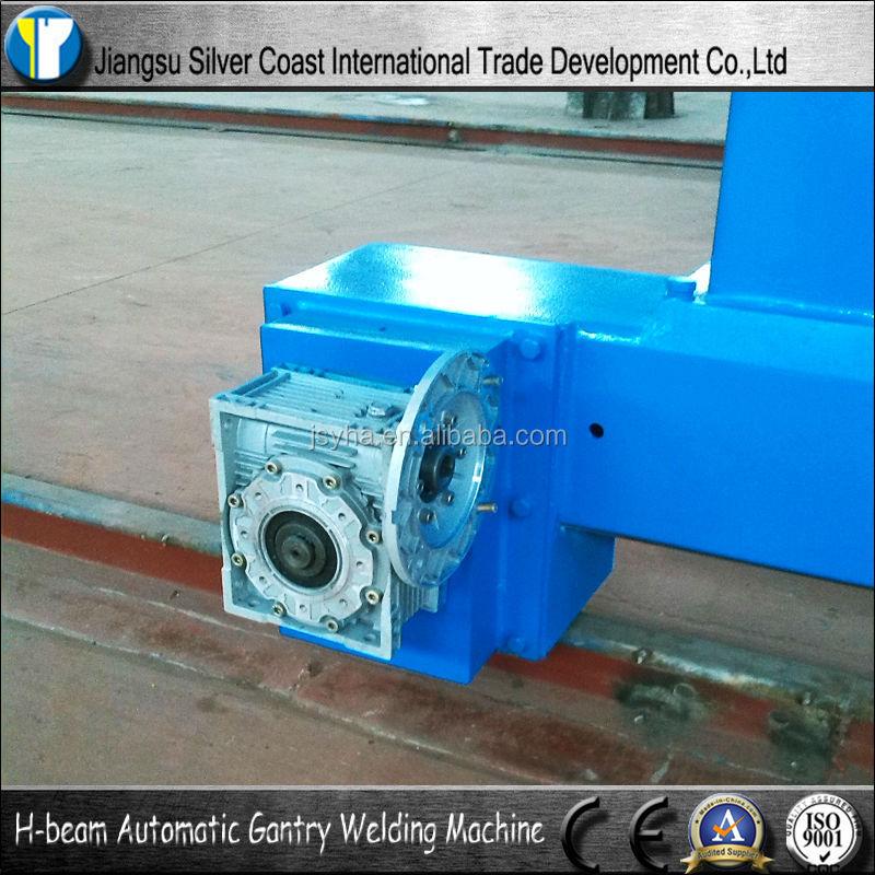 Gantry Type Steel Arc Welding Machine For Tank Trailer Welder ...