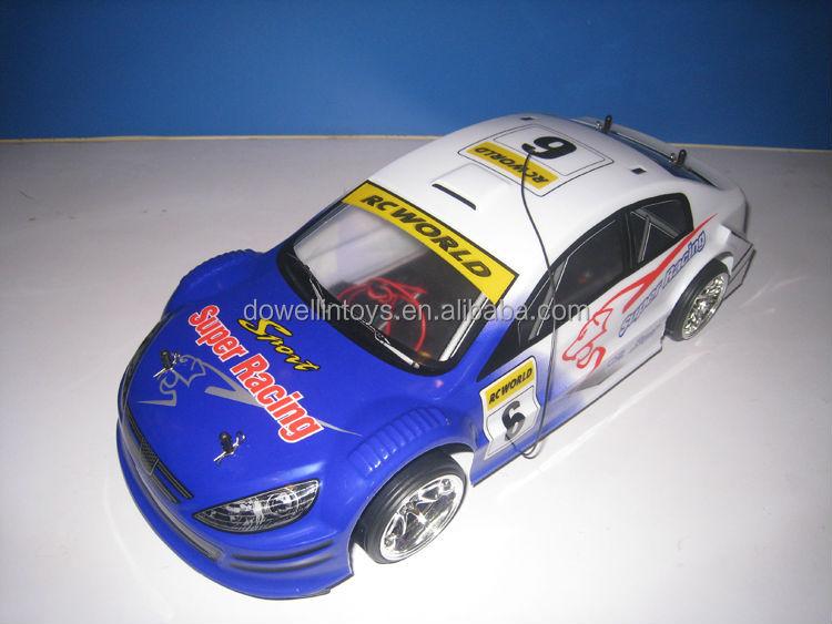 1 10 Scale 4wd Rc Racing Car Pvc Car Shell With Diy Logo Radio