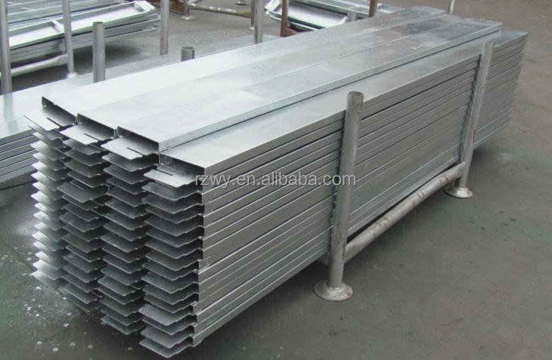 Steel Toe For Scaffolding Boards : Scaffolding steel universal toe board buy