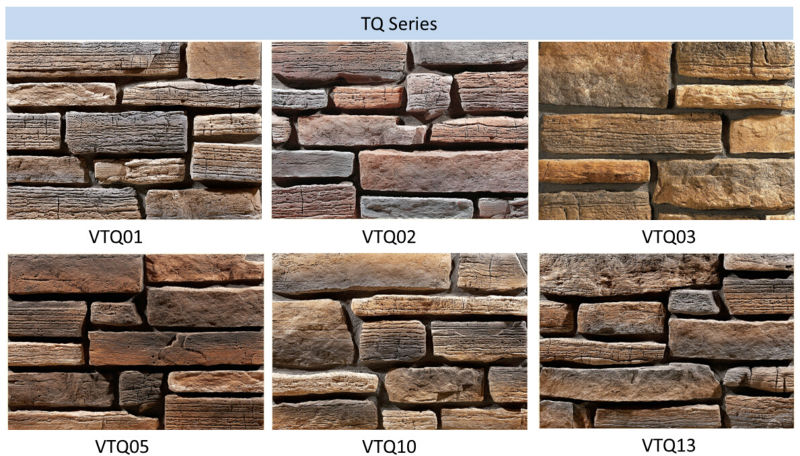 Decorative Wall Tiles For Outside : Exterior decorative stone walls rock tile buy
