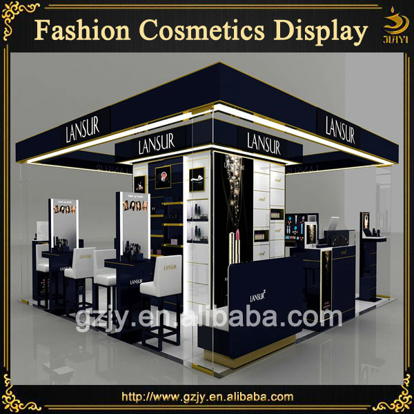 Expo Stands Eyeshadow : Modern beauty salon equipment and furniture