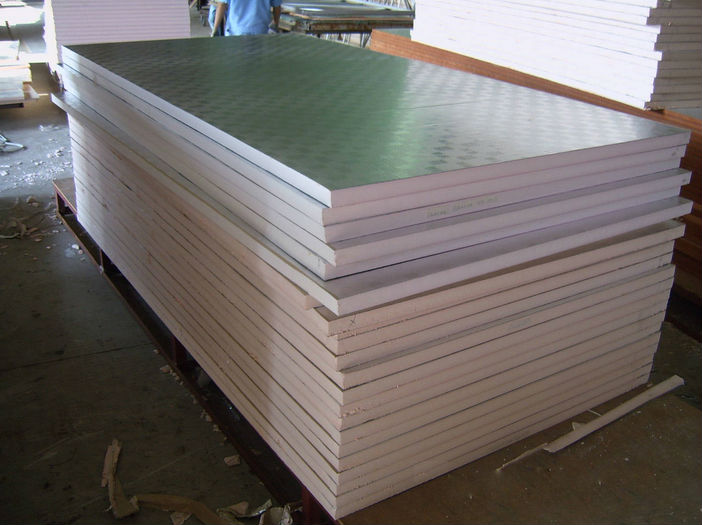 Phenolic Foam Insulation : Fireproof rigid phenolic foam insulation board buy