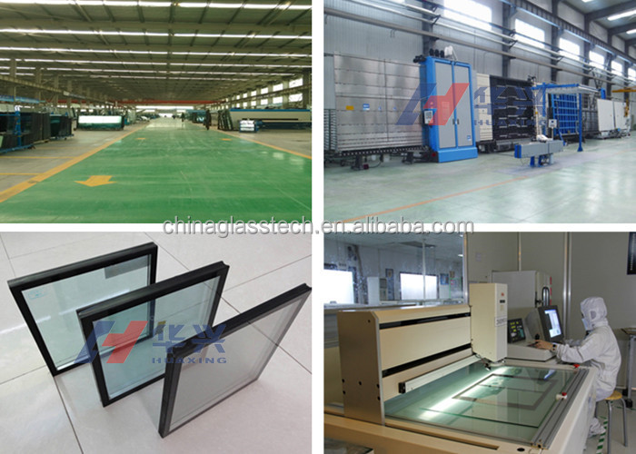 tempered laminated bullet proof windshield glass for sale