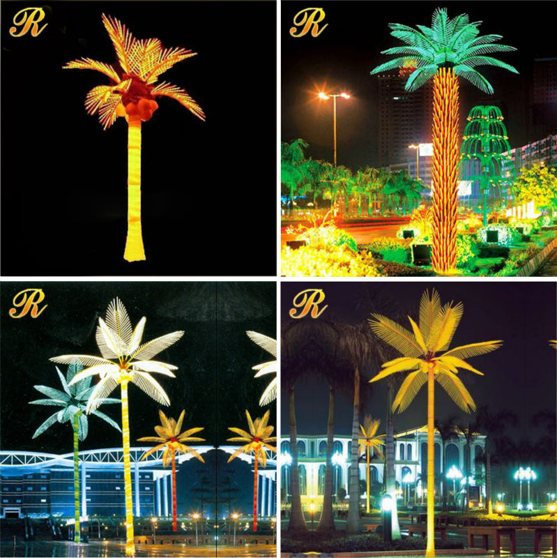 Factory price led decoration solar led outdoor landscape light up factory price led decoration solar led outdoor landscape light up palm tree mozeypictures Gallery