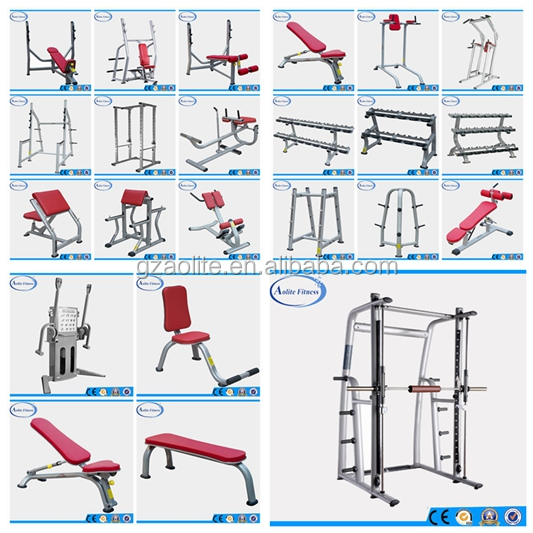 Fitness Equipment Parts: Commercial Fitness Smith Machine Parts